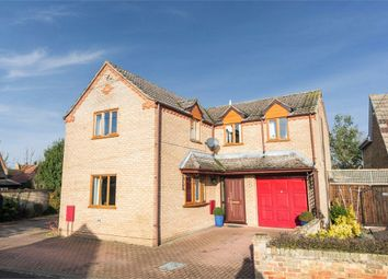 Thumbnail 3 bed detached house for sale in Wood End, Bluntisham, Huntingdon, Cambridgeshire