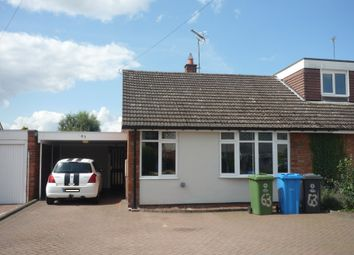 Thumbnail 2 bed bungalow to rent in School Lane, Coven