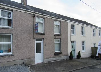 Thumbnail 2 bedroom terraced house for sale in Clydach Road, Craig-Cefn-Parc, Swansea, City And County Of Swansea.