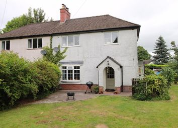 Thumbnail 2 bed semi-detached house for sale in Monkswood, Usk