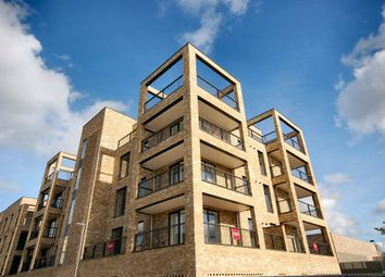 Thumbnail 2 bed flat to rent in Woodpecker Way, Trumpington, Cambridge