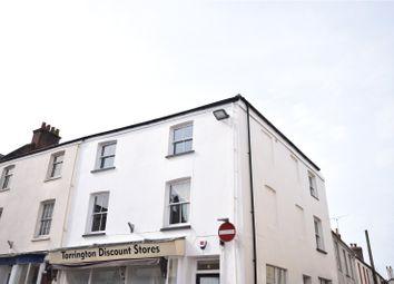 Thumbnail 2 bedroom flat to rent in Fore Street, Torrington