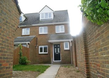 Thumbnail 4 bed town house to rent in Royal Sovereign View, Eastbourne