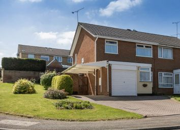 Thumbnail 3 bed semi-detached house for sale in Grenadier Road, Daventry, Northamptonshire
