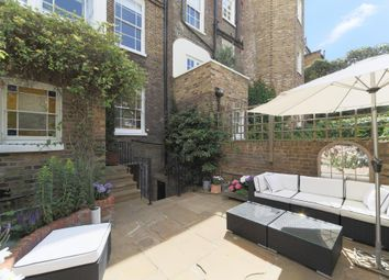 Thumbnail 4 bed terraced house to rent in Chepstow Road, London