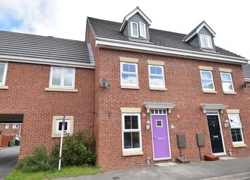 Thumbnail 3 bed end terrace house for sale in Clough Close, Linthorpe, Middlesbrough