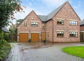 Thumbnail 5 bed detached house for sale in Walsall Road, Four Oaks, Sutton Coldfield