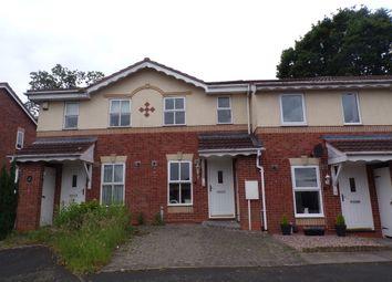 Thumbnail 2 bedroom terraced house for sale in Little Meadow Croft, Northfield, Birmingham