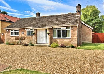 Thumbnail 3 bed detached bungalow for sale in Hooked Lane, Wilstead, Bedfordshire