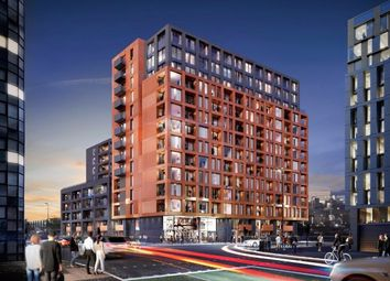Thumbnail 1 bed flat for sale in X1 The Landmark Apartment, 2 Liverpool Street, Salford