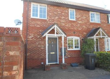 Thumbnail 1 bed semi-detached house to rent in Nuthatch Close, Swindon