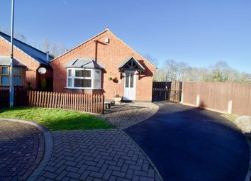 Thumbnail 2 bed detached bungalow for sale in The Maltings, Glenfield, Leicester