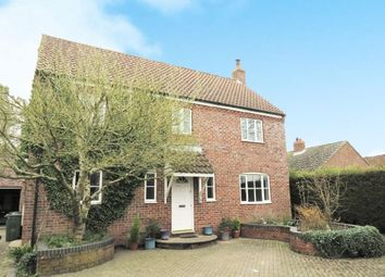 Thumbnail 4 bedroom detached house to rent in Vicarage Road, Foulden, Thetford
