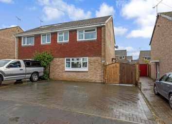 3 bed semi-detached house for sale in Woodlands Way, Southwater, Horsham RH13