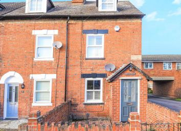 Thumbnail 3 bed end terrace house for sale in Barkham Road, Wokingham