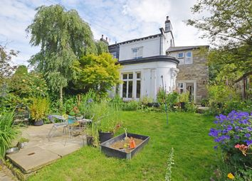 Thumbnail 4 bed semi-detached house for sale in Stubbing Drive, Hebden Bridge