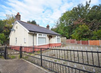 Thumbnail 2 bed detached bungalow for sale in Pleasant Lane, Brymbo, Wrexham