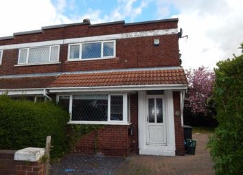 Thumbnail 2 bed semi-detached house for sale in Norman Crescent, Doncaster
