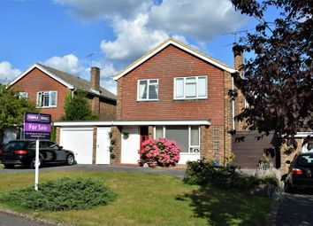 Thumbnail 4 bed detached house for sale in Wykeham Road, Guildford