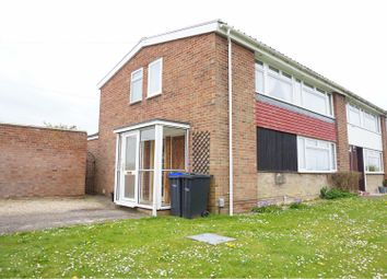 Thumbnail 4 bed end terrace house for sale in Nadder Terrace, Salisbury