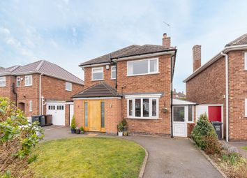 Thumbnail 3 bed detached house for sale in Neville Road, Shirley, Solihull