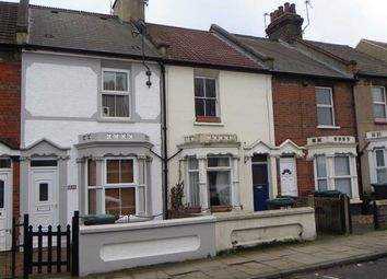Thumbnail 3 bedroom terraced house to rent in Dover Road, Northfleet, Gravesend