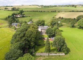 Thumbnail 5 bed detached house for sale in Strath House, Avonbridge, Falkirk, Stirlingshire