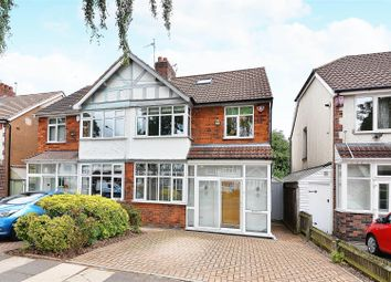 Thumbnail 3 bed semi-detached house for sale in Brandwood Road, Kings Heath, Birmingham