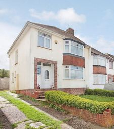 Thumbnail 3 bed semi-detached house to rent in Mayfield Crescent, Hollingbury, East Sussex, United Kingdom.