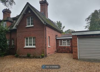 Thumbnail 4 bed semi-detached house to rent in Lower Wokingham Road, Crowthorne