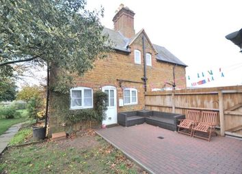 Thumbnail 2 bed cottage to rent in Sywell, Northampton