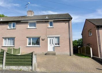Thumbnail 3 bed semi-detached house for sale in Croftfield Road, Seaton, Workington