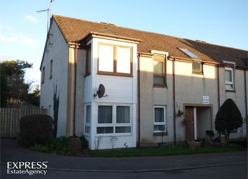 Thumbnail 1 bed flat for sale in Station Court, Kingskettle, Cupar, Fife