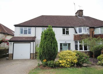Thumbnail 5 bed semi-detached house for sale in The Pleasance, Harpenden, Hertfordshire