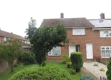 Thumbnail 3 bed end terrace house for sale in Prince Phillip Avenue, Stifford Clays