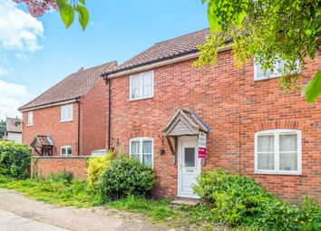 Thumbnail 2 bed end terrace house for sale in Malthouse Yard, Reepham, Norwich