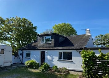 Thumbnail 3 bed detached house for sale in Field House Red Lane, Rosudgeon, Penzance