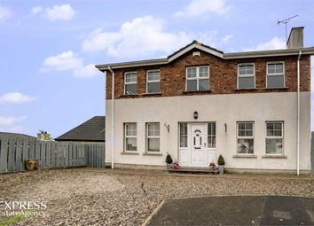 Thumbnail 4 bed detached house for sale in Redwood Park, Coleraine, County Londonderry