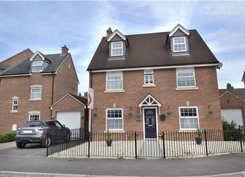 Thumbnail 5 bed detached house for sale in Goose Bay Drive Kingsway, Quedgeley, Gloucester