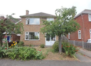 Thumbnail 3 bed detached house for sale in Barton Road, Barlestone, Nuneaton