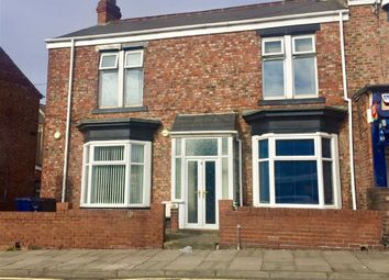 Thumbnail 1 bed end terrace house to rent in Stanhope Parade, South Shields