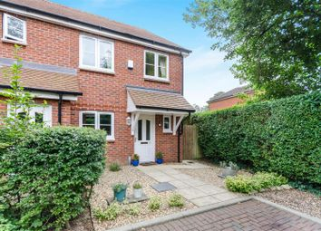 Thumbnail 2 bed semi-detached house for sale in Hunts Close, Colden Common, Winchester