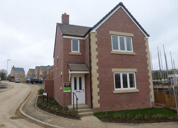 Thumbnail 3 bed detached house to rent in Fellows Close, Weldon, Corby