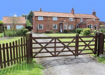 Thumbnail 3 bed cottage for sale in Back Lane, Barnby, Newark