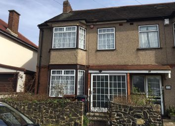 Thumbnail 3 bed end terrace house for sale in Bennett Road, Chadwell Heath, Romford