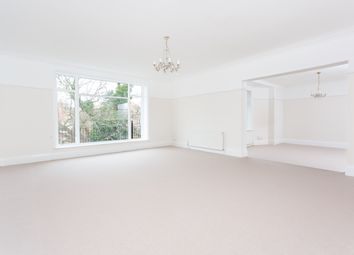 Thumbnail 4 bed flat to rent in Redington Road, Hampstead