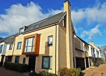 Thumbnail 4 bed link-detached house for sale in Easter, Axial Way, Colchester