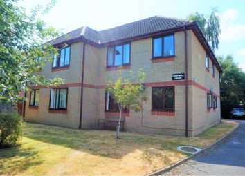 Thumbnail 1 bed flat for sale in Campbell Way, Eastleigh