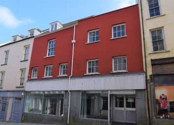 Thumbnail Commercial property for sale in 31-33 High Street, Haverfordwest, Pembrokeshire