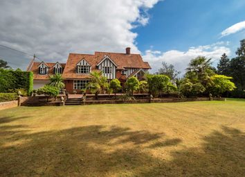 Thumbnail 6 bed detached house for sale in Strumpshaw Road, Brundall, Norwich